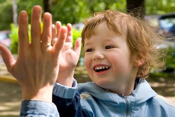 налаживание контакта с ребенком