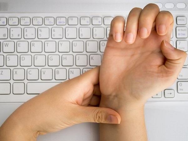 неконтролируемая рука