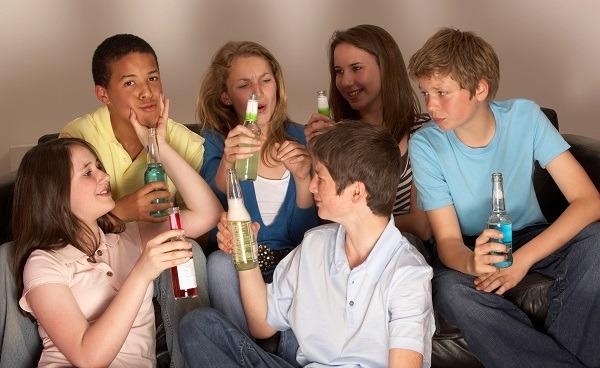 плохое окружение подростка