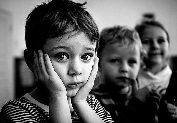 проявление депривации у детей