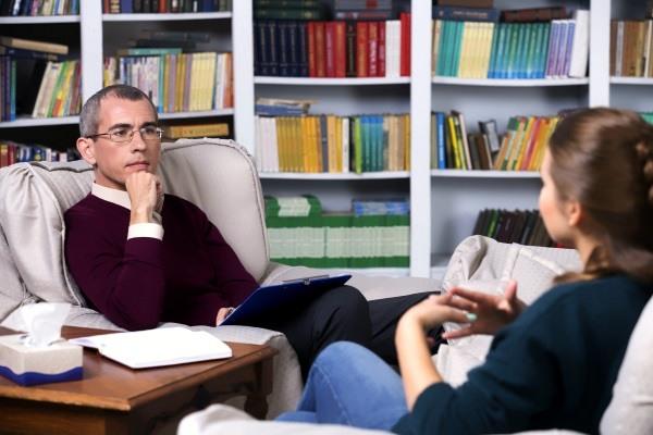 разговор с психологом