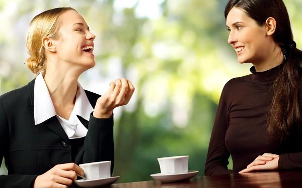 выражение радости по поводу общения