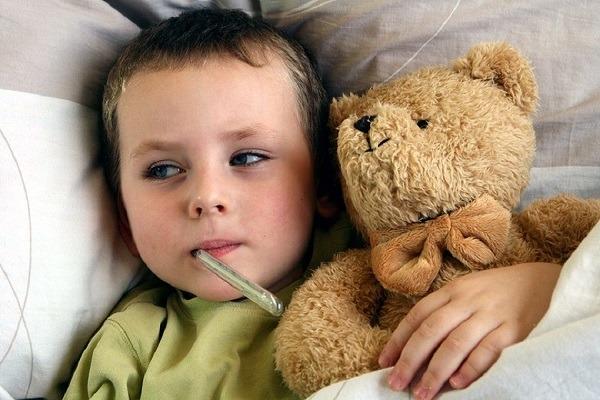 ребенок извлекает выгоду от своей болезни