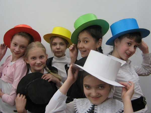 суть приема шести шляп