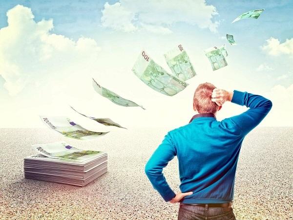 большие финансовые затраты