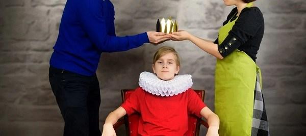 избалованность в детстве
