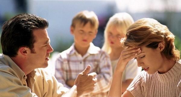 неуверенность родителей