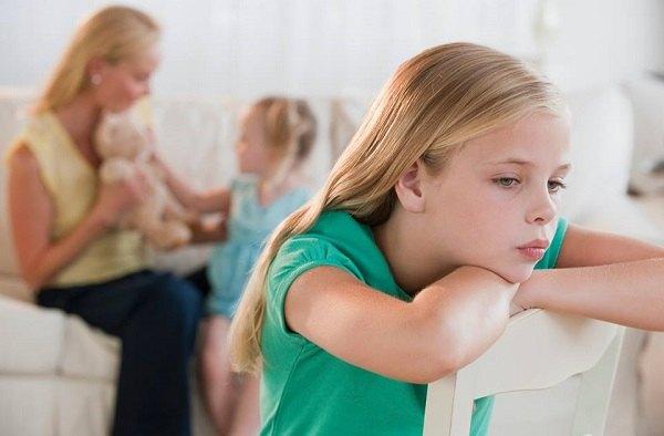 отвержение ребенка в раннем возрасте