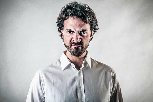 подавление злости
