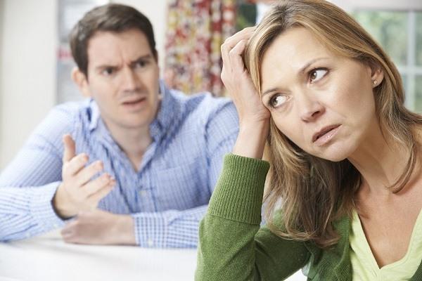 нежелание обсуждать друг с другом важные вопросы