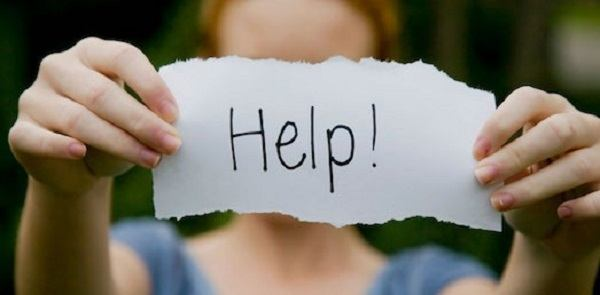 просить о помощи