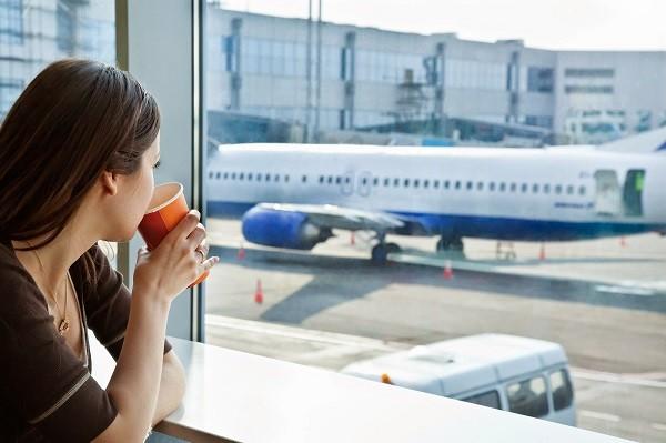 просмотр полета самолета