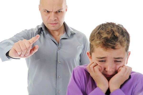 требовательный родитель