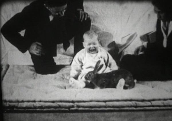 вторая фаза эксперимента крошка Альберт