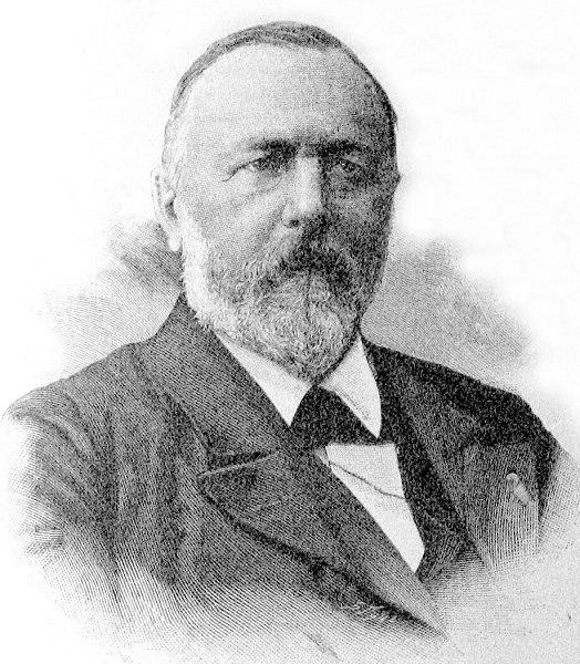 психиатр Р. Крафт-Эбинг