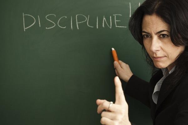 самообладание учителя