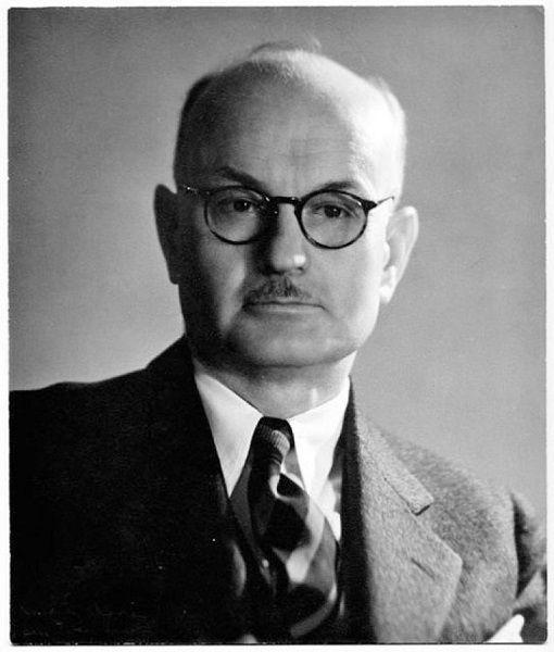 американский необихевиорист Э. Ч. Толмен