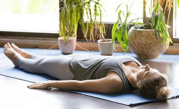 мышечное расслабление