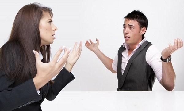 непонимание в диалоге