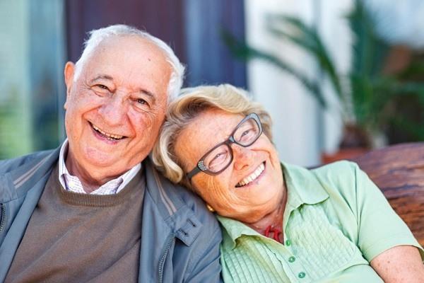 оптимистический взгляд на жизнь в старости
