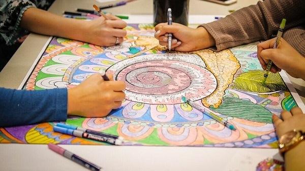 организация занятий арт-терапии