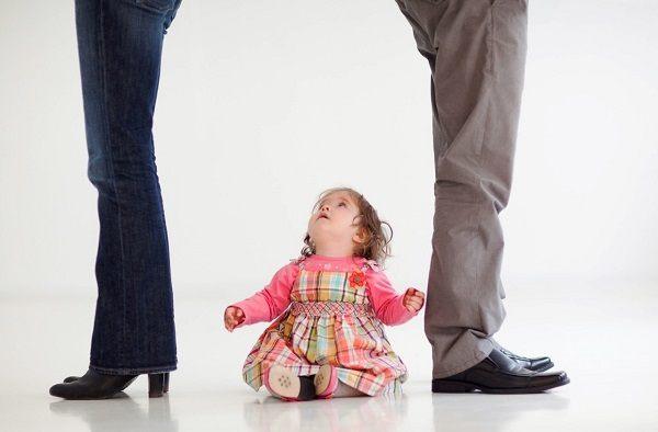отдаленность родителей