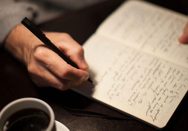 вести дневник регулярно