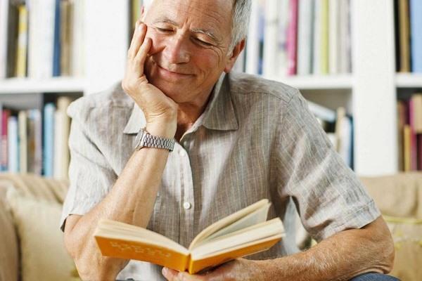 библиотерапия для пожилых людей