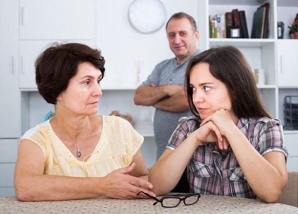 Как простить обиды на родителей