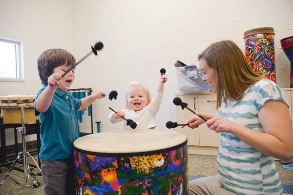 музыкотерапия для детей