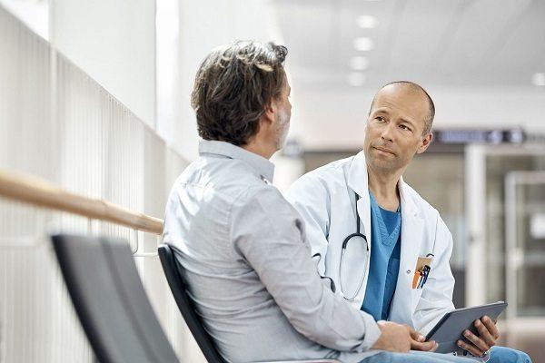 общение с врачем