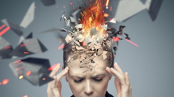 поток негативных мыслей