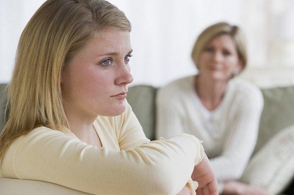 Причины обиды на родителей
