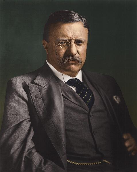 Т. Рузвельт