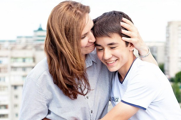 демонстрируйте любовь к ребенку