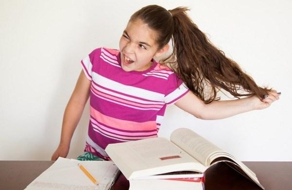 Синдром дефицита внимания и гиперактивности у подростка