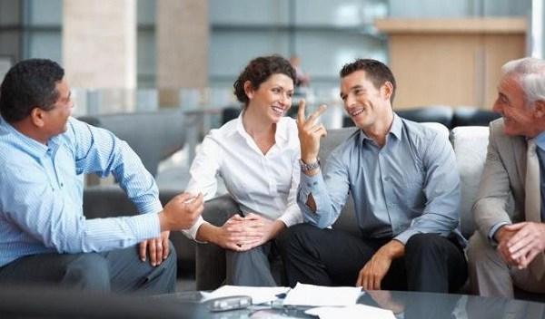 окружение успешных людей