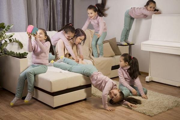 неусидчивость ребенка